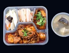 Get the best deals of Lunch Box delivery services through Delivery6 app. Check out the list of foods, select your favorite one and add to cart.