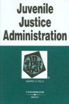 Juvenile Justice Administration in a…