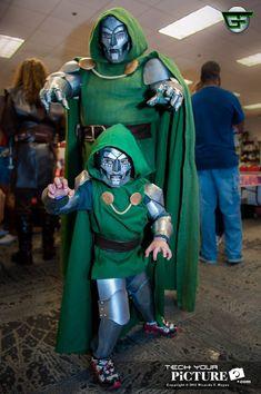 Doctor Doom Costume | Cosplay Monday: Doctor Doom | Tosche StationTosche Station
