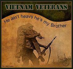 Still that way today among Vietnam Brothers.......Rich 'Boon'Preston