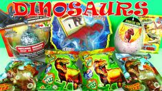 Ultimate Surprise Eggs Dinosaurs & Dragons Giant & Fizzy Blind Bags Opening & Fun Kids Toy Review - http://www.princeoftoys.visiblehorizon.org/videoblindbagtoyreviews/ultimate-surprise-eggs-dinosaurs-dragons-giant-fizzy-blind-bags-opening-fun-kids-toy-review/