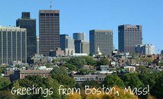Boston: Day 1