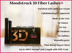 You will love our new enhanced mascara!! Gives you even more volume and length!! And made in the USA!!!
