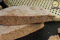 ILaams Koch und Backrezepte mit Schritt für Schritt Anleitungen: Vollkorn-Dinkel-Grieß Pfannenbrot