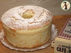 Chiffon Cake Torte Cake, Cake & Co, Cake Cookies, Cupcake Cakes, Cupcakes, Torta Chiffon, Molly Cake, American Cake, Plum Cake
