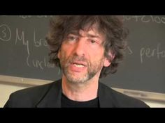 Neil Gaiman Reads from His Novel THE OCEAN AT THE END OF THE LANE (video 1) - YouTube