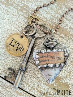 love and a key to my heart