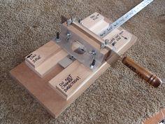 Building: Tools, Fixtures, Jigs & Templates | TalkBass.com