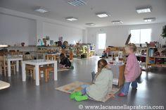 Montessori - Il Decalogo dell'Educatore - La casa nella prateria