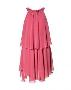 Vestido com alças finas - VESTIDOS - MULHER - PROMO