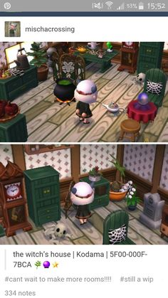 The town of kodama for anyone wanting a witch themed town to visit