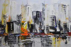 Original Abstract Painting Modern Textured Painting von xiangwuchen