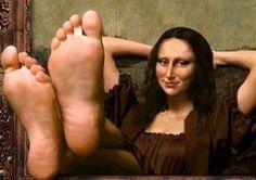 La Gioconda. Mona Lisa Relax