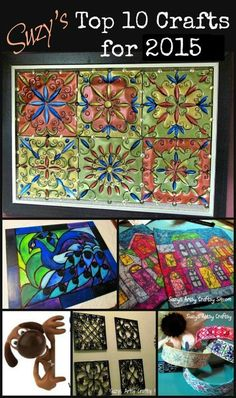 Easy to Make Decoupage Photo Plates - Beautiful Wall Decor!