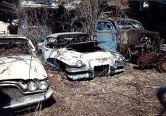 Pontiac Motorama Concept Car found in a junkyard
