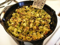 Thoughts from Frank and Fern: fried okra@scadgirl007  web site I thought you would like.