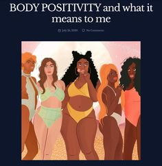 Is the body positivity movement really working in everyone's favour? The Way You Are, You Are Perfect, Think Positive Quotes, Comparing Yourself To Others, Plus Size Beauty, Social Issues, Beauty Photography, Beautiful Words, Keep It Cleaner