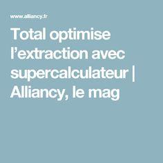 Total optimise l'extraction avec supercalculateur | Alliancy, le mag