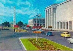 Via Cristoforo Colombo 1960