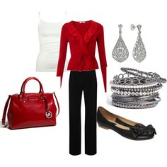 I already have the red sweater ----> yeah me!!!!!  (Insert happy dance.)