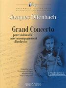 Grand Concerto - (Concerto militaire) Cello and Piano