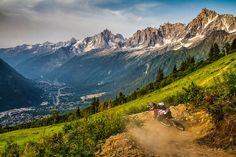 Les Houches, Chamonix, Haute-Savoie, France. Photo: Tristan Shu