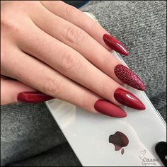 42 charming red nail art designs to try this summer nails, nail polish, nail polish . - 42 charming red nail art designs to try this summer nails, nail polish, nail polish . Cute Acrylic Nails, Cute Nails, Pretty Nails, My Nails, Red Nail Art, Fall Nail Art, Red Art, Red Nail Designs, Acrylic Nail Designs