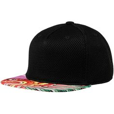 Adidas Originals By Rita Ora Hat ($27) ❤ liked on Polyvore featuring accessories, hats, snapback, black, snap back hats, logo hats, colorful snapback hats, adidas originals and ball cap