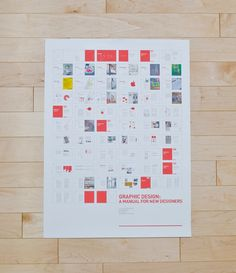 Graphic Design:  A Manual for New Designers by Julie Do, via Behance