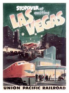 British poster vintage railways travel