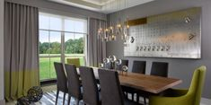 Tips and tricks to plan smartly your dining room decor