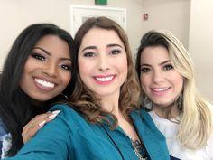 Segredos de beleza com Kathy Castricini e Camila Nunes