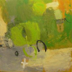 Margaret Glew   Untitled   2009 Artwork   Abstract Painting *****
