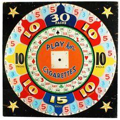 Wheel of Chance.