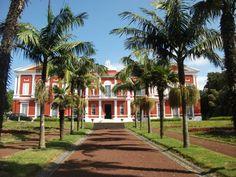 Palácio de Sant'Ana - Ponta Delgada. Açores, Portugal