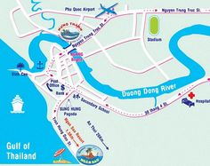 phu quoc travel map