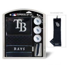 Tampa Bay Rays MLB Embroidered Towel Gift Set