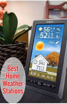 Home weather stations - how they work and the best for the money