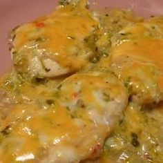 Green Chili and Cheese Chicken Recipe - oh my WOW!