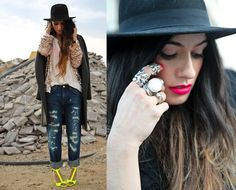 GLUE (by ANGELA ROZAS SAIZ) http://lookbook.nu/look/3432369-GLUE