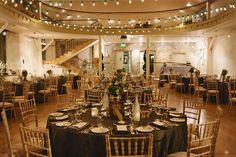 A beautiful Winter wedding in Ballymaloe House, co. Cork mixing cosiness and glamour for the perfect wedding day.