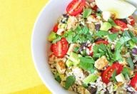 Healthy Mexican Rice