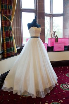 Caroline Castigliano wedding dress.