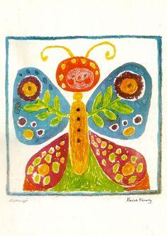 pillangó - butterfly