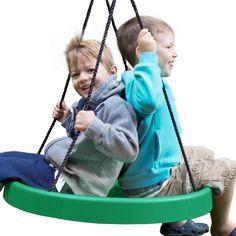Super Spinner Green Swing
