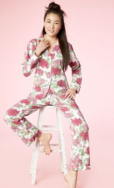 20d2ca4c1 Our new floral print is perfectly Spring from Bedhead. Soft cotton with a  touch of