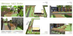 Impressie van het Prairie Garden bedrijfstuin- ontwerp  bij het nieuwe kantoorpand van Geelen Counterflow in Haelen waarvan doelstelling is om BREEAM– outstanding certificaat te behalen.