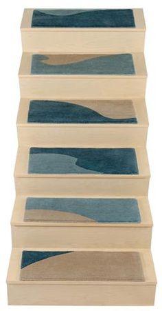 Incroyable Nettle Flats. Stair Tread ...