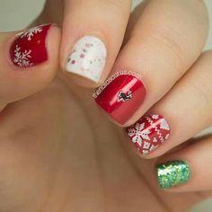 Christmas Nails #2.