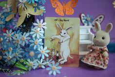 The Devil - The Rabbit Tarot